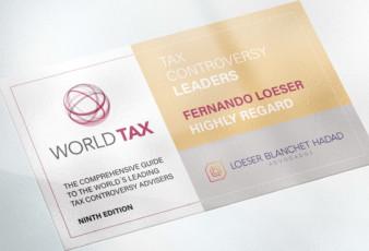 world tax fernando loeser